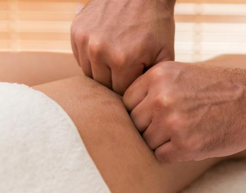 Massage cellulite Grand Spa Thermal