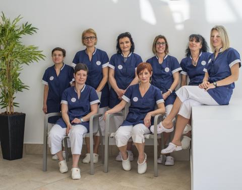 Equipe Thermes de Brides-les-Bains